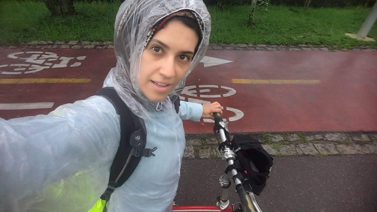 Bicycle Mayor Curitiba