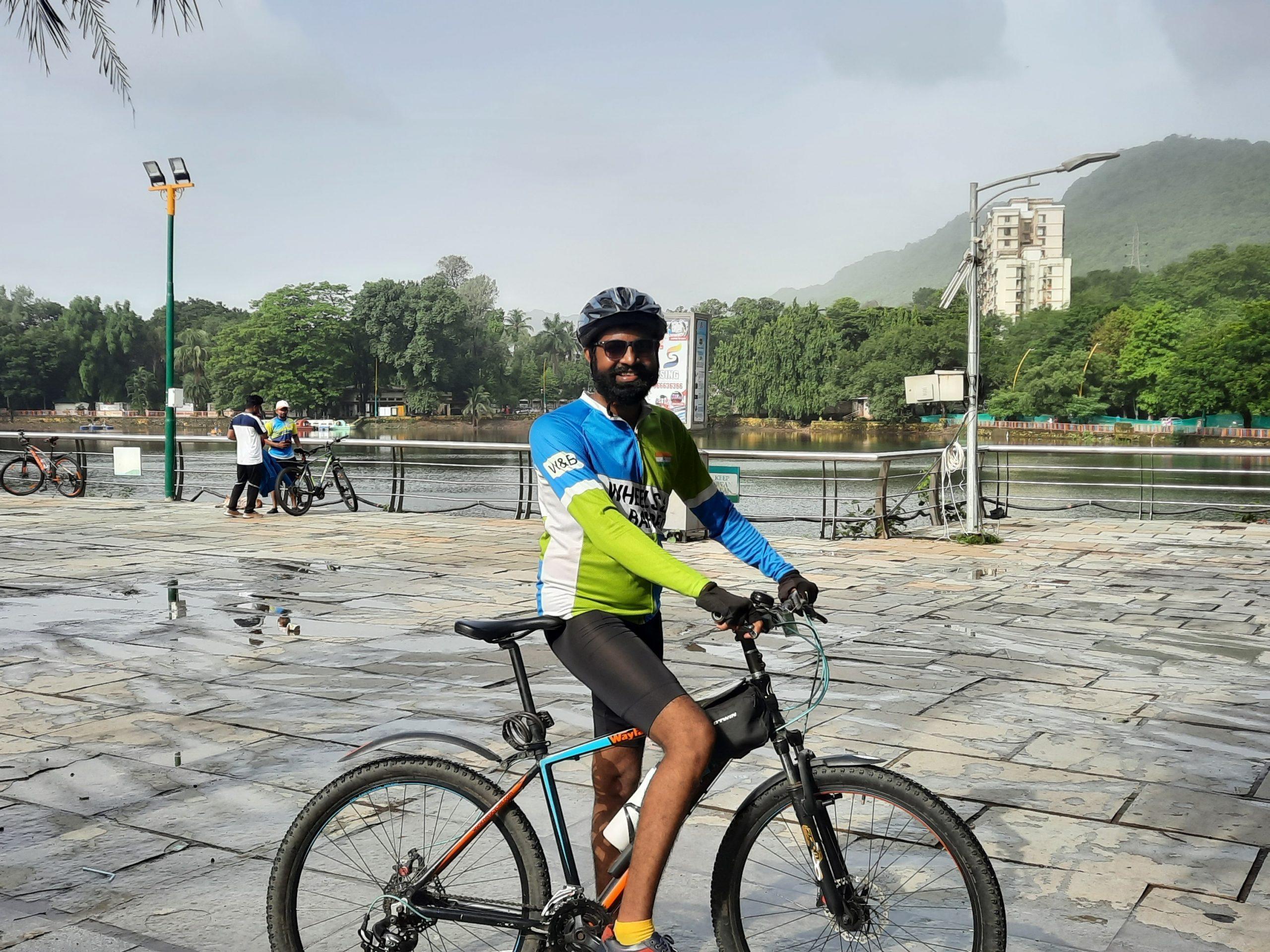 Bicycle Mayor of Thane