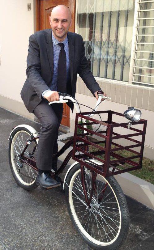 Bicycle Mayor Madrid