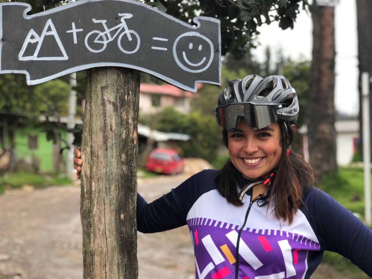 Bicycle Mayor Bogotá