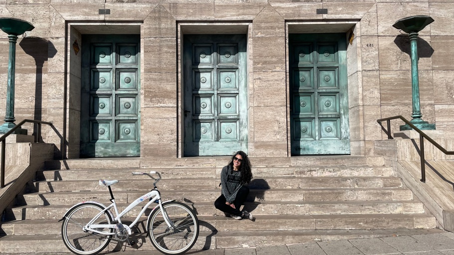 Bicycle Mayor Rosario