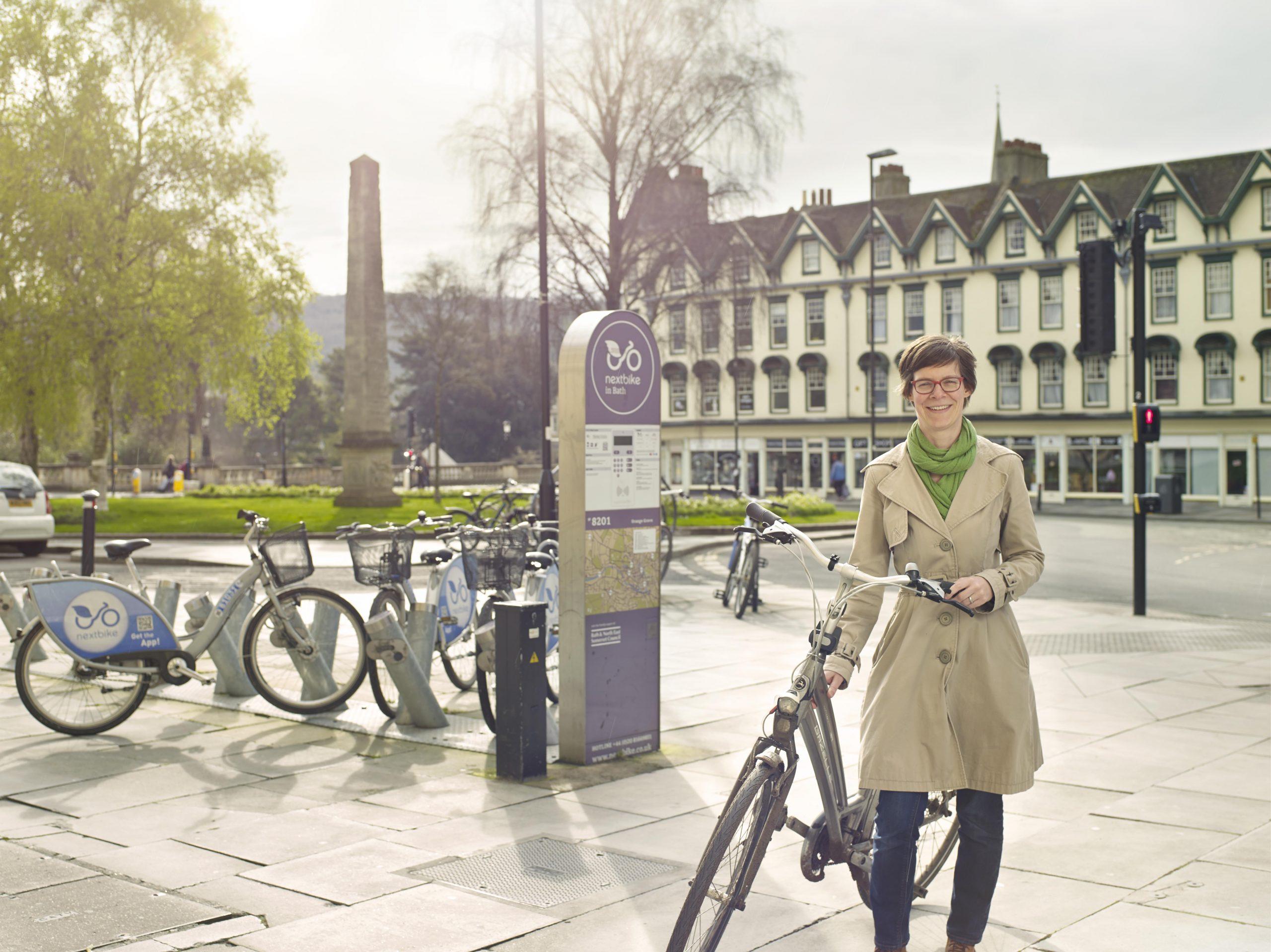 Bicycle Mayor of Bath